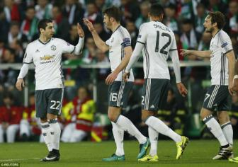 Saint-Etienne 0-1 Man United: Chien thang khong can thiet