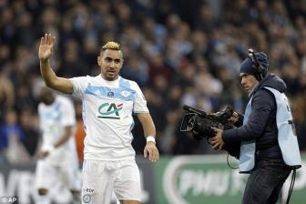 <b style='background-color:Yellow'>Dimitri Payet</b> tai ra mat Ligue 1 that vong cung Marseille