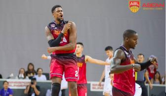 Danh bai doi nhi bang, Saigon Heat tu tin doi dau Westports Malaysia Dragons