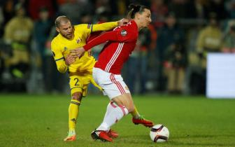 <b style='background-color:Yellow'>Luot di</b> vong 1/8 Europa League: Rostov 1-1 Man United