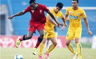 Truc tiep Hai Phong vs FLC Thanh Hoa vong 9 <b style='background-color:Yellow'>Toyota V.League 2017</b>