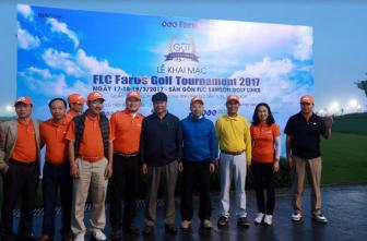 FLC Faros Golf Tournament 2017 chinh thuc khai man
