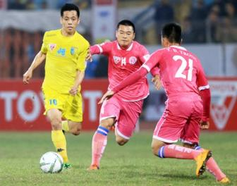 <b style='background-color:Yellow'>Sai Gon FC</b> vs Ha Noi FC, 18h00 ngay 2/3: Cung khat chien thang