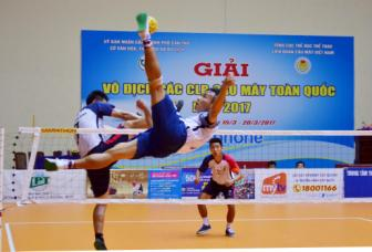Be mac giai vo dich <b style='background-color:Yellow'>Cau may</b> cac CLB toan quoc 2017