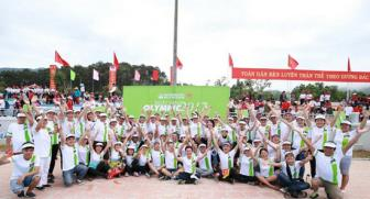 8000 thanh vien Herbalife tham gia ngay chay Olympic 2017