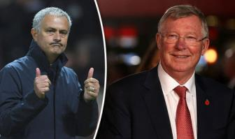 Sir Alex chi ra dieu duy nhat chua hai long ve Jose Mourinho