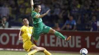 <b style='background-color:Yellow'>FLC Thanh Hoa</b> vs XSKT Can Tho, 16h00 ngay 4/3: Cung co ngoi dau