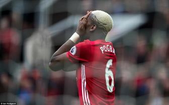 <b style='background-color:Yellow'>Man United</b> 1-1 Bournemouth: Am anh boi so 6