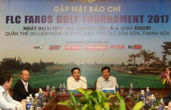 Hon 1.000 golfer tranh tai tai FLC Faros Golf Tournament 2017