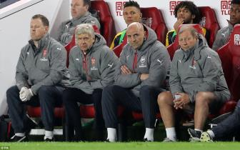 Hoc theo Conte de ha <b style='background-color:Yellow'>Middlesbrough</b>, Arsene Wenger noi gi?