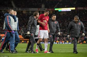 <b style='background-color:Yellow'>Man United</b> tra gia cuc dat cho tam ve vao ban ket Europa League