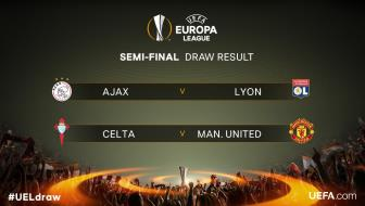 Man United dung <b style='background-color:Yellow'>Celta Vigo</b> o ban ket Europa League
