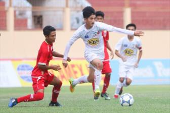 U19 HAGL vs <b style='background-color:Yellow'>U19 Myanmar</b>, 16h00 ngay 22/4: Doi no?