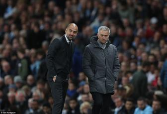 <b style='background-color:Yellow'>Man City</b> 0-0 Man United: Su xau xi dang khen