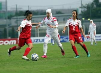 <b style='background-color:Yellow'>Myanmar</b> va Singapore gianh chien thang tai vong loai Asian Cup nu 2018