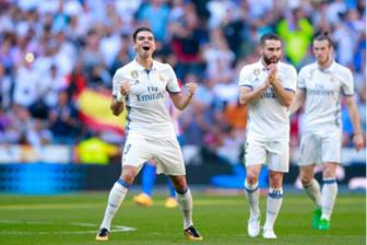 Vong 31 La Liga 2016/17: Real Madrid 1-1 Atletico Madrid