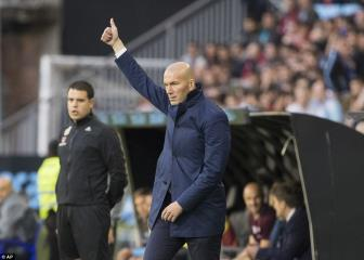 <b style='background-color:Yellow'>Celta Vigo</b> 1-4 Real Madrid: Chuc vo dich trong tam tay