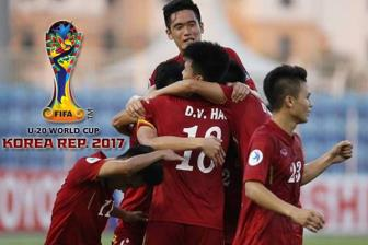 Lich thi dau va tuong thuat truc tiep <b style='background-color:Yellow'>VCK U20 World Cup 2017</b>