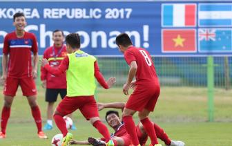 Truc tiep U20 Viet Nam vs U20 <b style='background-color:Yellow'>New Zealand</b> tai VCK U20 World Cup 2017