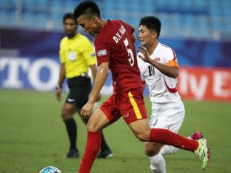 U20 Viet Nam vs U20 <b style='background-color:Yellow'>New Zealand</b>: Ai thay the Trong Dai?