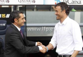 <b style='background-color:Yellow'>Barca</b> tim duoc nguoi thay the Luis Enrique