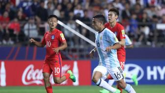 <b style='background-color:Yellow'>Han Quoc</b> va Venezuela som doat ve vao vong knock-out U20 World Cup