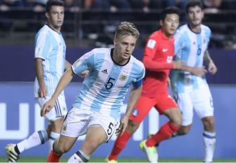 <b style='background-color:Yellow'>U20 Argentina</b> som chia tay U20 World Cup 2017 ngay tai vong bang?