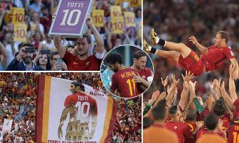 Ha man <b style='background-color:Yellow'>Serie A</b> 2016/17: Roma gianh ngoi A quan day cam xuc