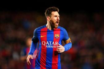 <b style='background-color:Yellow'>Lionel Messi</b> chinh thuc doat Chiec giay Vang chau Au mua 2016/17