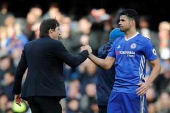 <b style='background-color:Yellow'>Diego Costa</b> dat thoa thuan roi Chelsea gia nhap doi bong nha giau Trung Quoc
