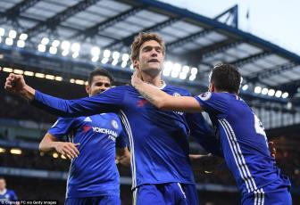 Chelsea 3-0 <b style='background-color:Yellow'>Middlesbrough</b>: Da thay ngai vang