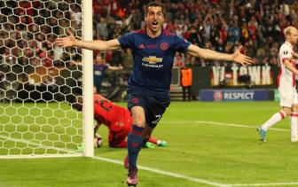 <b style='background-color:Yellow'>Mkhitaryan</b> dat muc tieu vo dich Champions League cung Man United