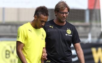 <b style='background-color:Yellow'>Liverpool</b> chu y! Aubameyang muon duoc tai hop cung Jurgen Klopp