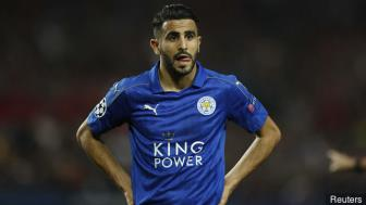 Riyad Mahrez chan cho doi Barca, co hoi cho Arsenal