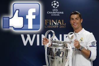 'Live stream' Champions League 2017/18 trên Facebook