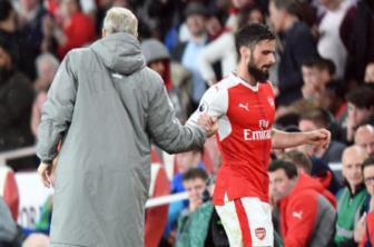 <b style='background-color:Yellow'>Oliver Giroud</b> ra dieu kien de o lai Arsenal