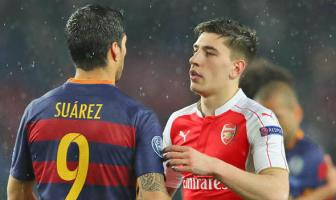 <b style='background-color:Yellow'>Barcelona</b> ep gia Arsenal vu Hector Bellerin