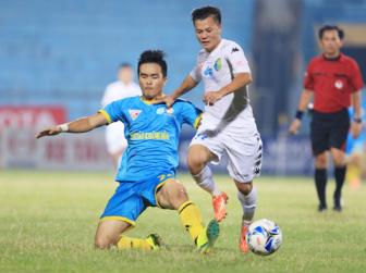 <b style='background-color:Yellow'>Ha Noi FC</b> vs S.Khanh Hoa, 18h30 ngay 2/7: Chan dung hien tuong?