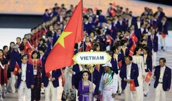 <b style='background-color:Yellow'>Doan the thao Viet Nam</b> tham du SEA Games 29 voi 476 VDV