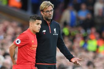 <b style='background-color:Yellow'>Barca</b> mua Dembele, Coutinho ngam ngui o lai Liverpool