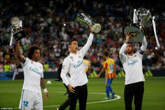 Real Madrid 2-2 Valencia: Man khoe cup loi