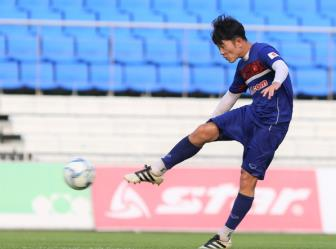 <b style='background-color:Yellow'>HLV Huu Thang</b> muon U22 Viet Nam the hien duoc minh truoc FC Busan