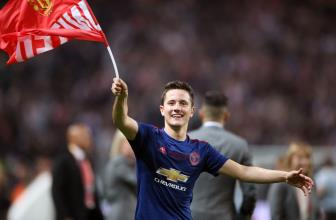 <b style='background-color:Yellow'>Ander Herrera</b> than trong ve co hoi vo dich Champions League cua MU