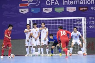 DT Futsal Viet Nam huong toi Top 4 tai <b style='background-color:Yellow'>AIMAG 5</b>