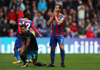 <b style='background-color:Yellow'>Crystal Palace</b> thiet lap ky luc te hai chua tung thay o Premier League