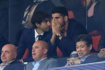 <b style='background-color:Yellow'>Chelsea</b> ha Atletico Madrid, Diego Costa chet lang tren khan dai