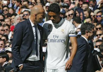 <b style='background-color:Yellow'>Real Madrid</b> troi chan thanh cong tro cung cua Zidane
