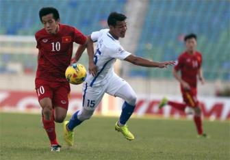 <b style='background-color:Yellow'>DT Campuchia</b> vs DT Viet Nam, 18h30 ngay 5/9: Chien thang tren dat khach?