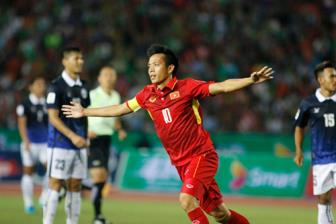 <b style='background-color:Yellow'>Highlights</b> Campuchia 1-2 Viet Nam vong loai Asian Cup 2019