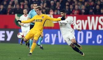 <b style='background-color:Yellow'>Sevilla</b> 3-1 Atletico Madrid: Su that nghiet nga